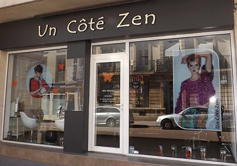 Un Côté Zen | Coiffeur à Dijon | Coiffure, Onglerie, Maquillage